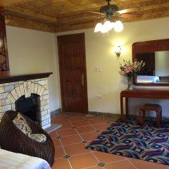 Отель Sapa Garden Bed and Breakfast Вьетнам, Шапа - отзывы, цены и фото номеров - забронировать отель Sapa Garden Bed and Breakfast онлайн удобства в номере фото 2