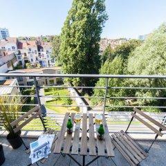 Апартаменты Sweet Inn Apartments Theux Брюссель балкон