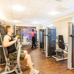 Отель Radisson Blu Sky Эстония, Таллин - 14 отзывов об отеле, цены и фото номеров - забронировать отель Radisson Blu Sky онлайн фитнесс-зал фото 4