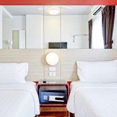 Отель Red Planet Bangkok Asoke комната для гостей фото 3