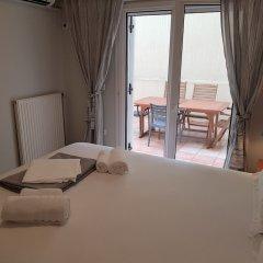 Апартаменты Cosy Apartment with patio Афины комната для гостей фото 3