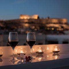Отель Acropolis Select Hotel Греция, Афины - 3 отзыва об отеле, цены и фото номеров - забронировать отель Acropolis Select Hotel онлайн балкон