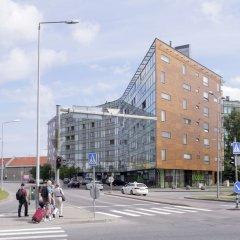 Отель Tallinn Harbour Apartment Эстония, Таллин - отзывы, цены и фото номеров - забронировать отель Tallinn Harbour Apartment онлайн городской автобус