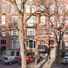 Отель Max Brown Musuem Square Нидерланды, Амстердам - отзывы, цены и фото номеров - забронировать отель Max Brown Musuem Square онлайн парковка