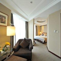 Central Hotel Shanghai комната для гостей фото 5