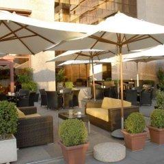 Hotel Silken Puerta Madrid бассейн