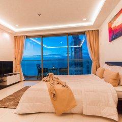 Отель Wongamat Tower by Pattaya Sunny Rentals Паттайя комната для гостей фото 4