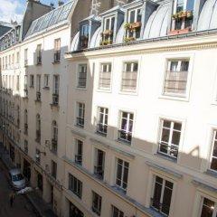 Отель Hôtel Victoria Париж балкон