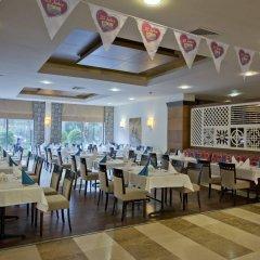 Club Calimera Serra Palace Турция, Сиде - отзывы, цены и фото номеров - забронировать отель Club Calimera Serra Palace онлайн питание фото 2