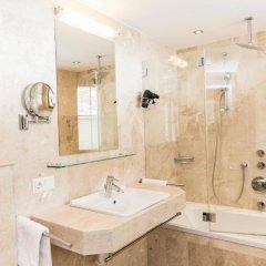Отель A CASA Residenz Австрия, Хохгургль - отзывы, цены и фото номеров - забронировать отель A CASA Residenz онлайн ванная