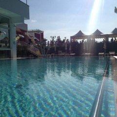 Отель Terme Millepini Италия, Монтегротто-Терме - отзывы, цены и фото номеров - забронировать отель Terme Millepini онлайн бассейн