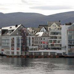 Отель Scandic Ålesund Норвегия, Олесунн - 1 отзыв об отеле, цены и фото номеров - забронировать отель Scandic Ålesund онлайн фото 6