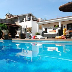 Отель Casa Relógio De Sol Ламего бассейн фото 3