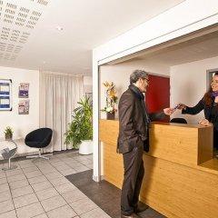 Отель Séjours & Affaires Rennes Villa Camilla интерьер отеля фото 2