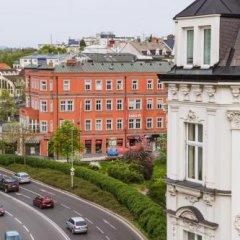 Отель Adria Чехия, Карловы Вары - 6 отзывов об отеле, цены и фото номеров - забронировать отель Adria онлайн парковка