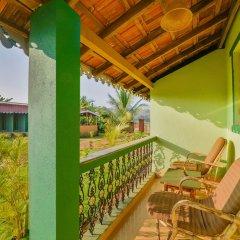 Отель OYO 29836 Golden Pearl Гоа балкон