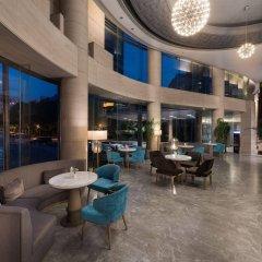 Отель Mercure Shanghai Royalton интерьер отеля фото 3