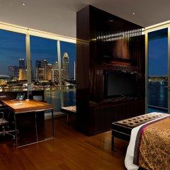 The Fullerton Bay Hotel Singapore питание