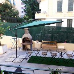 Отель Clodio Rooms Италия, Рим - отзывы, цены и фото номеров - забронировать отель Clodio Rooms онлайн балкон