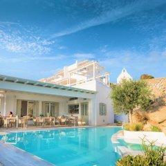 Deliades Hotel бассейн фото 2