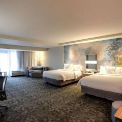 Отель Courtyard by Marriott Columbus OSU США, Блэклик - отзывы, цены и фото номеров - забронировать отель Courtyard by Marriott Columbus OSU онлайн комната для гостей фото 2