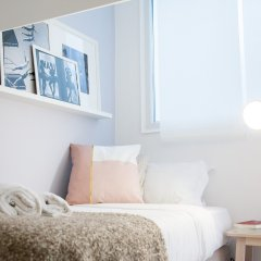 Отель Sweet Inn Apartments Louise Бельгия, Брюссель - отзывы, цены и фото номеров - забронировать отель Sweet Inn Apartments Louise онлайн комната для гостей фото 4