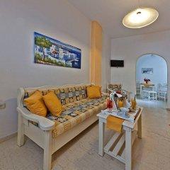 Отель Sellada Apartments Греция, Остров Санторини - отзывы, цены и фото номеров - забронировать отель Sellada Apartments онлайн комната для гостей фото 4
