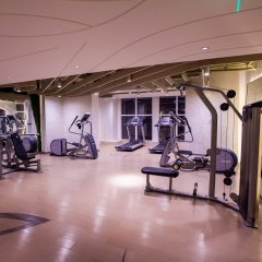 BeiJing Qianyuan Hotel фитнесс-зал фото 2