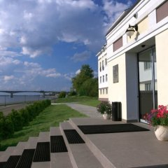 Гостиница Золотое Кольцо Кострома пляж фото 2