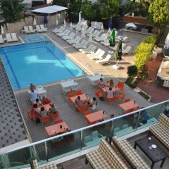 Acar Hotel балкон