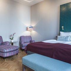 Апартаменты Apartments by Ligula Hammarby Sjöstad Стокгольм комната для гостей фото 4