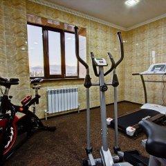 Отель Дискавери отель Кыргызстан, Бишкек - отзывы, цены и фото номеров - забронировать отель Дискавери отель онлайн фитнесс-зал