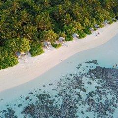 Отель Plumeria Maldives пляж фото 2