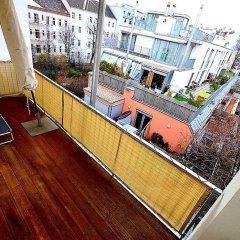 Апартаменты Vienna Residence Spacious & Tasteful Apartment in the 3rd District Вена балкон