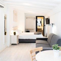 Отель Lotelito Испания, Валенсия - отзывы, цены и фото номеров - забронировать отель Lotelito онлайн комната для гостей фото 3