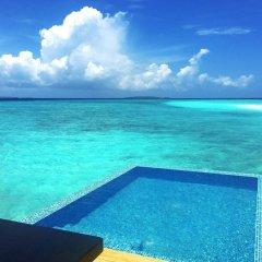 Отель Dhigali Maldives Мальдивы, Медупару - отзывы, цены и фото номеров - забронировать отель Dhigali Maldives онлайн бассейн