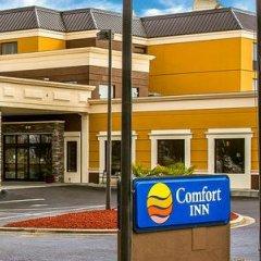 Отель Comfort Inn At Carowinds Южный Бельмонт городской автобус
