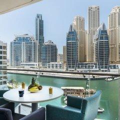 Отель Jannah Marina Bay Suites балкон