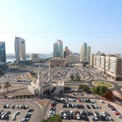Отель Samaya Hotel Deira ОАЭ, Дубай - отзывы, цены и фото номеров - забронировать отель Samaya Hotel Deira онлайн балкон