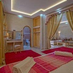 Отель Kasbah Sirocco Марокко, Загора - отзывы, цены и фото номеров - забронировать отель Kasbah Sirocco онлайн комната для гостей фото 3