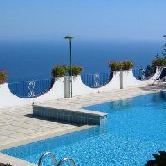 Отель Villa Casale Residence Италия, Равелло - отзывы, цены и фото номеров - забронировать отель Villa Casale Residence онлайн бассейн фото 3