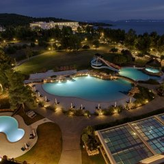 Отель Porto Carras Sithonia - All Inclusive бассейн