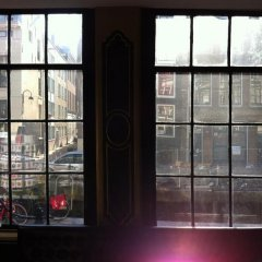 Отель Heart of Amsterdam банкомат