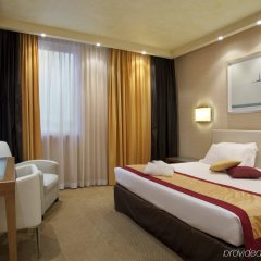 Отель Crowne Plaza Padova Италия, Падуя - отзывы, цены и фото номеров - забронировать отель Crowne Plaza Padova онлайн комната для гостей фото 3