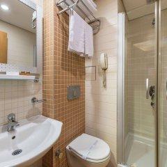 Zagreb Hotel Турция, Стамбул - 14 отзывов об отеле, цены и фото номеров - забронировать отель Zagreb Hotel онлайн ванная