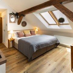 Отель SeNo 6 Apartments Чехия, Прага - отзывы, цены и фото номеров - забронировать отель SeNo 6 Apartments онлайн комната для гостей фото 4