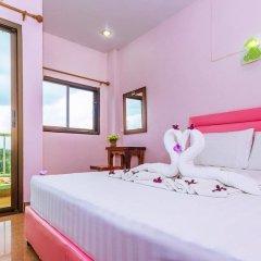 Отель Aimsookkrabi Таиланд, Краби - отзывы, цены и фото номеров - забронировать отель Aimsookkrabi онлайн комната для гостей фото 4
