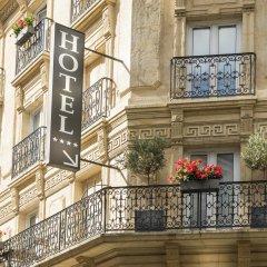 Отель Gardette Park Hotel Франция, Париж - 8 отзывов об отеле, цены и фото номеров - забронировать отель Gardette Park Hotel онлайн фото 10