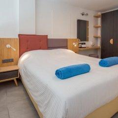 Отель Protaras Plaza Протарас комната для гостей