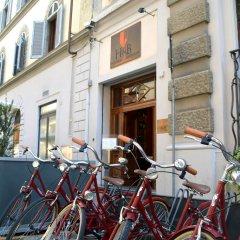 Отель Helvetia & Bristol Firenze Starhotels Collezione Флоренция спортивное сооружение